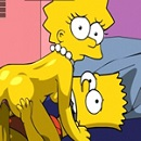 Lisa Simpson Sexe