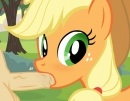 Applejack Oral Hentai