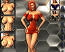 Flash dolls Sexy 3d